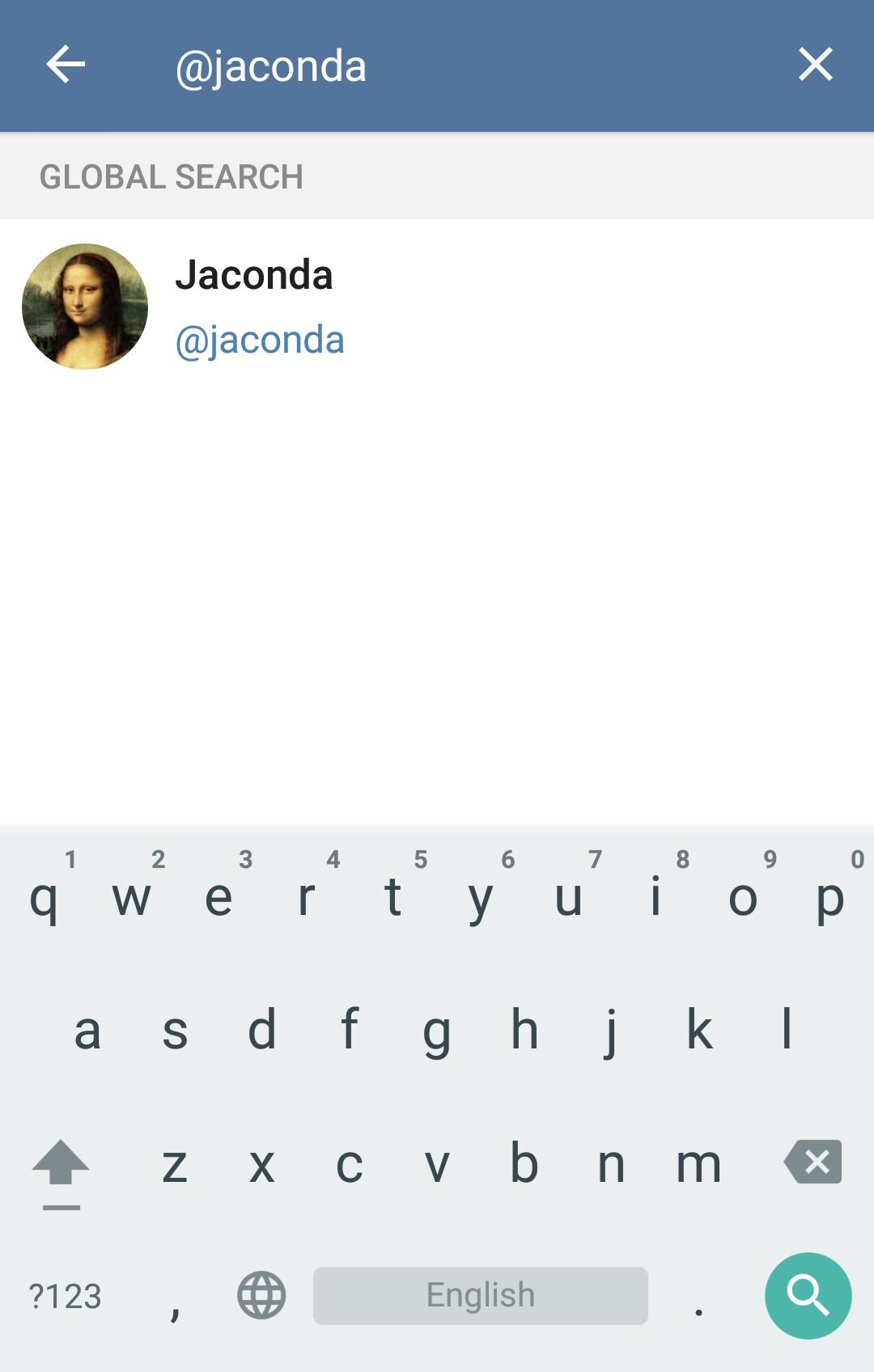 jaconda